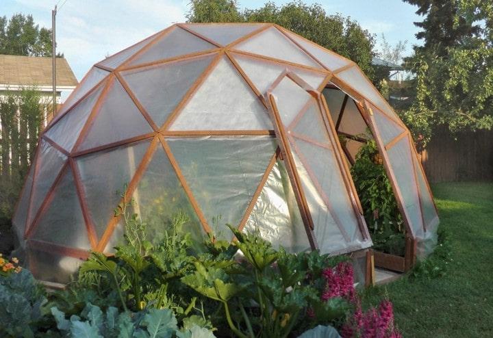ساخت گلخانه در طرح هایی که می توانید داشته باشید