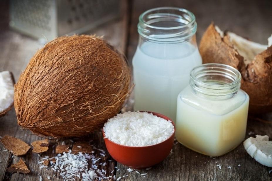 شیر نارگیل برای سلامتی