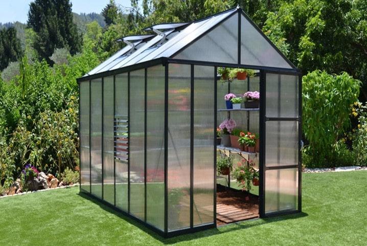 مصالح در ساخت گلخانه