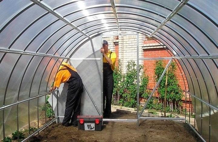 مفاهیم پایه در آموزش ساخت گلخانه