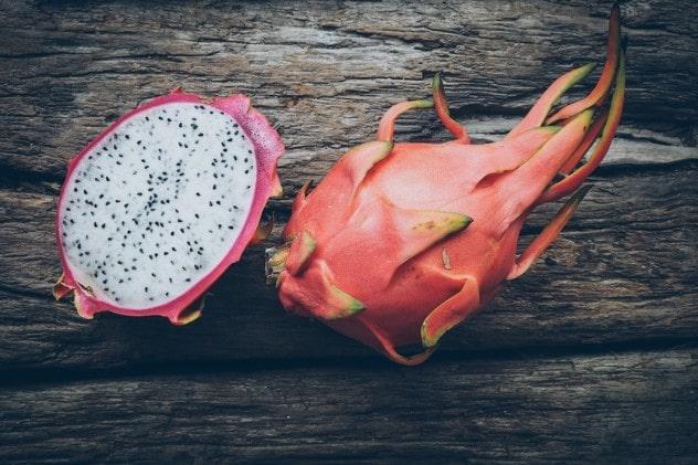 میوه اژدها Dragon Fruit دراگون فروت