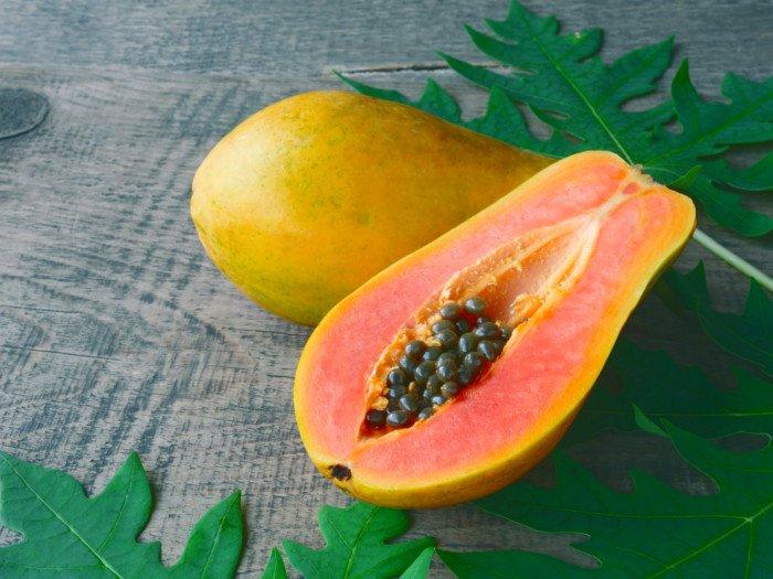میوه پاپایا