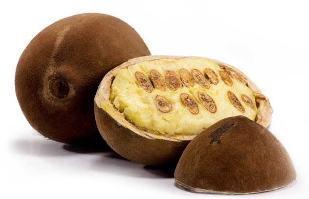 کوپواکو Cupuacu از انواع میوه استوایی